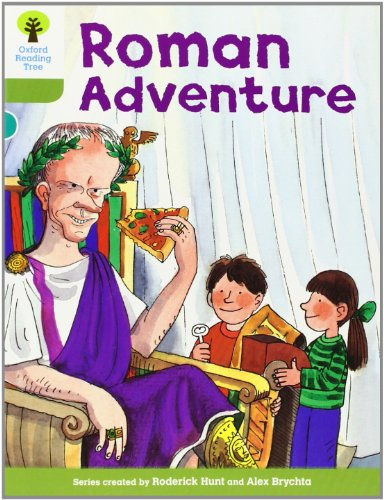 9780198483151: Oxford Reading Tree: Level 7: More Stories A: Roman Adventure