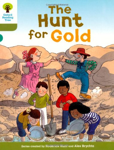 9780198483182: Oxford Reading Tree: Level 7: More Stories A: The Hunt for Gold