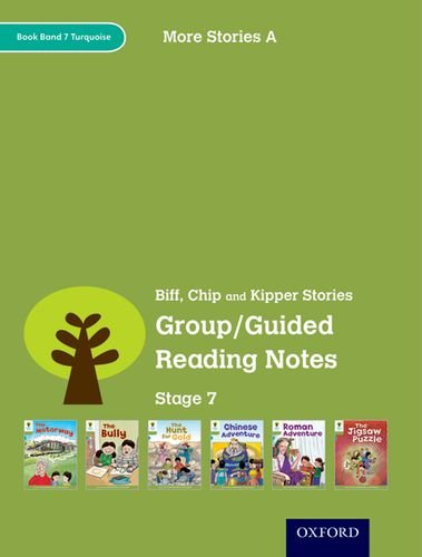 9780198483212: Oxford Reading Tree: Level 7: More Stories A: Group/Guided Reading Notes