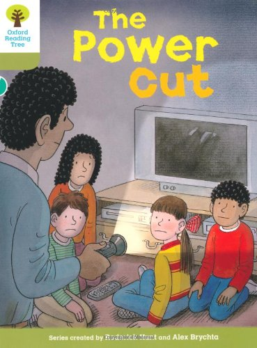 9780198483243: The Power Cut (Oxford Reading Tree)