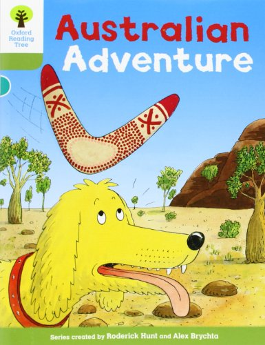 9780198483250: Oxford Reading Tree: Level 7: More Stories B: Australian Adventure