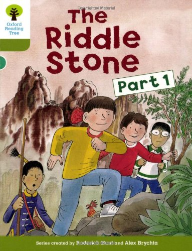 9780198483267: Oxford Reading Tree: Level 7: More Stories B: The Riddle Stone Part One