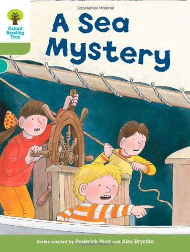 9780198483281: Sea Mystery (Oxford Reading Tree)
