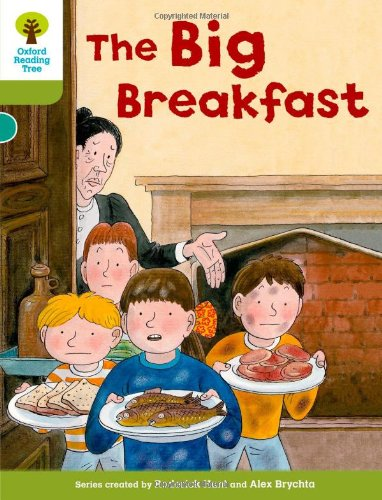 9780198483298: Oxford Reading Tree: Level 7: More Stories B: The Big Breakfast