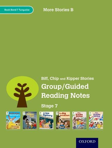 9780198483304: Oxford Reading Tree: Level 7: More Stories B: Group/Guided Reading Notes