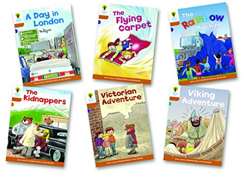 9780198483311: Oxford Reading Tree: Stage 8: Stories: Pack of 6