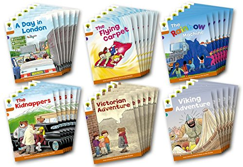 9780198483328: Oxford Reading Tree: Level 8: Stories: Class Pack of 36