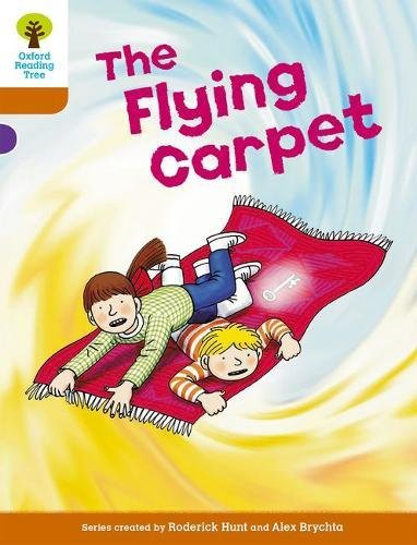 9780198483335: Oxford Reading Tree: Level 8: Stories: The Flying Carpet