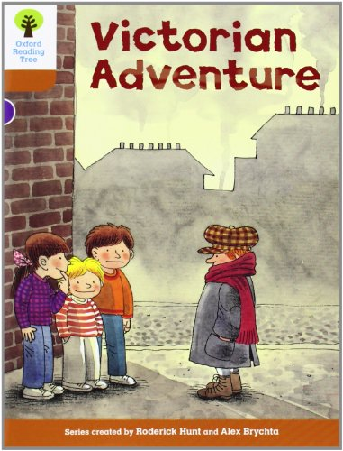 9780198483373: Oxford Reading Tree: Level 8: Stories: Victorian Adventure