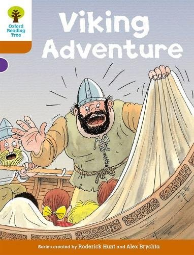 9780198483380: Oxford Reading Tree: Level 8: Stories: Viking Adventure