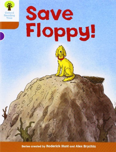 9780198483434: Oxford Reading Tree: Level 8: More Stories: Save Floppy!