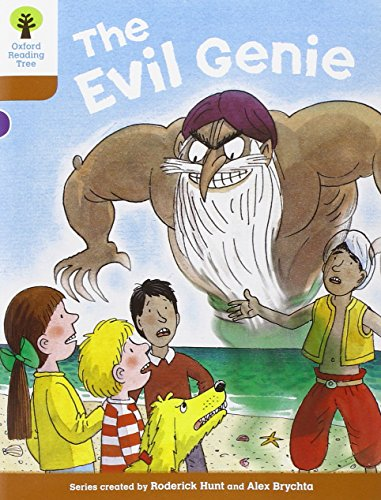 9780198483458: Oxford Reading Tree: Level 8: More Stories: The Evil Genie
