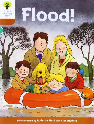 9780198483472: Oxford Reading Tree: Level 8: More Stories: Flood!