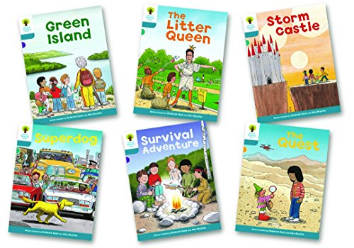 9780198483496: Oxford Reading Tree: Stage 9: Stories: Pack of 6