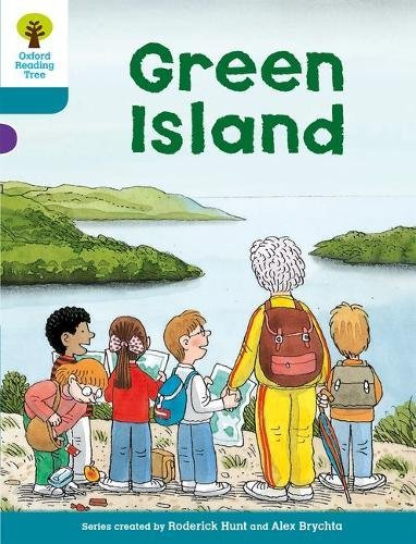 9780198483519: Oxford Reading Tree: Level 9: Stories: Green Island