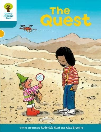 9780198483533: Oxford Reading Tree: Level 9: Stories: The Quest