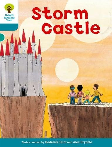9780198483540: Oxford Reading Tree: Level 9: Stories: Storm Castle