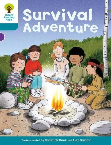 9780198483564: Oxford Reading Tree: Level 9: Stories: Survival Adventure