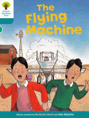 9780198483656: Oxford Reading Tree: Level 9: More Stories A: The Flying Machine