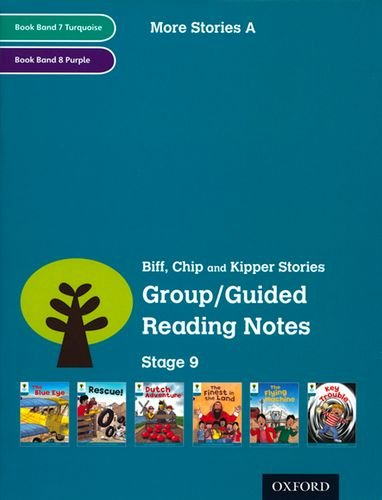 9780198483663: Oxford Reading Tree: Level 9: More Stories A: Group/Guided Reading Notes