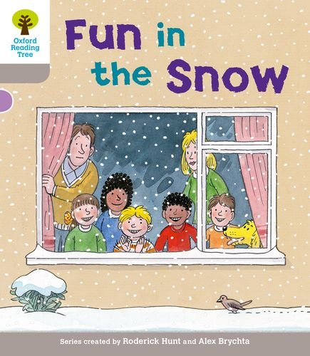 9780198483748: Fun in the Snow. Roderick Hunt, Annemarie Young, Thelma Page (Oxford Reading Tree)