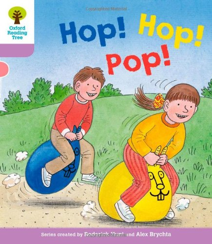 9780198483786: Oxford Reading Tree: Level 1+: Decode and Develop: Hop, Hop, Pop! (Ort Decode and Develop Stories)