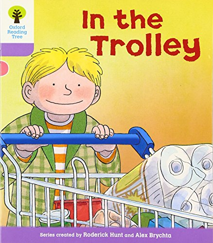 9780198483809: Oxford Reading Tree: Level 1+: Decode and Develop: In the Trolley (Ort Decode and Develop Stories)