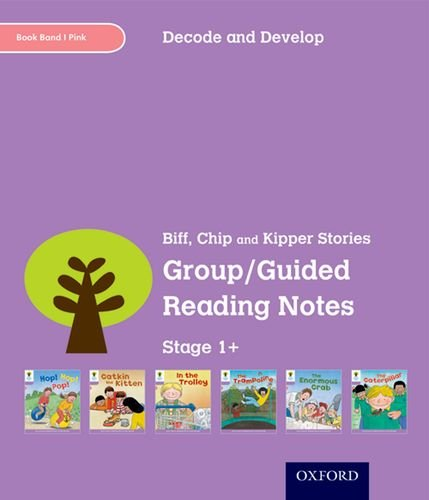 9780198483847: Oxford Reading Tree: Stage 1+: Decode and Develop: Group/Guided Reading Notes