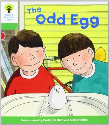 The Odd Egg. Roderick Hunt, Annemarie Young, Liz Miles: Hunt, Roderick