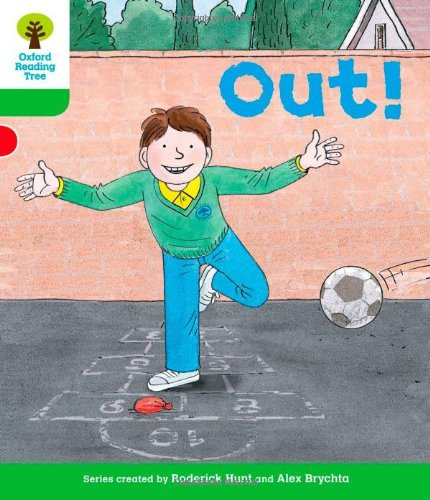 9780198483892: Oxford Reading Tree: Level 2: Decode and Develop: Out!