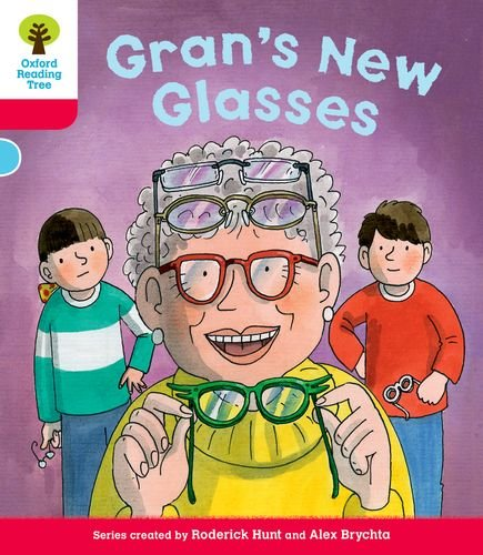 9780198484097: Oxford Reading Tree: Level 4: Decode and Develop Gran's New Glasses