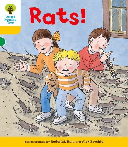 9780198484158: Oxford Reading Tree: Level 5: Decode and Develop Rats!