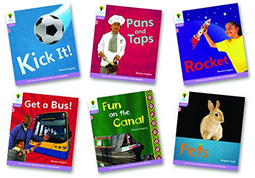 9780198484301: Stage 1+: Floppy's Phonics Non-Fiction: Pack of 6 (Oxford Reading Tree: Stage 1+ Floppy's Phonics Non-Fiction)