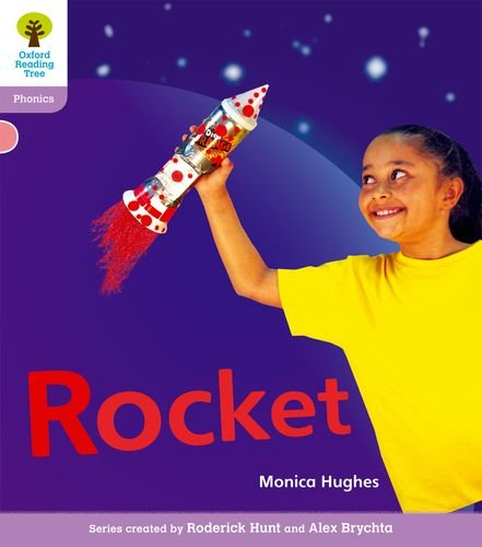 9780198484349: Oxford Reading Tree: Level 1+: Floppy's Phonics Non-Fiction: Rocket