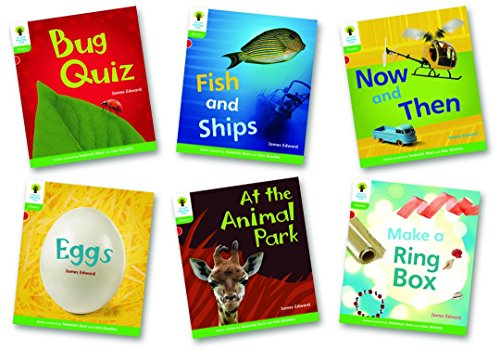 9780198484394: Oxford Reading Tree: Level 2: Floppy's Phonics Non-Fiction: Pack of 6