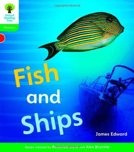 9780198484424: Oxford Reading Tree: Level 2: Floppy's Phonics Non-Fiction: Fish and Ships (Floppy Phonics)