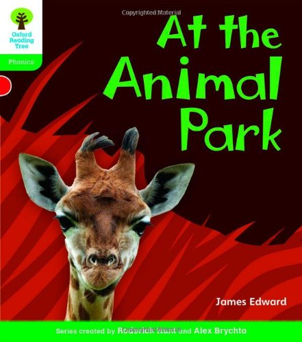 9780198484455: Oxford Reading Tree: Level 2: Floppy's Phonics Non-Fiction: At the Animal Park (Floppy Phonics)