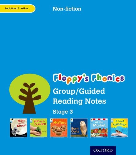 9780198484561: Oxford Reading Tree: Level 3: Floppy's Phonics Non-Fiction: Group/Guided Reading Notes