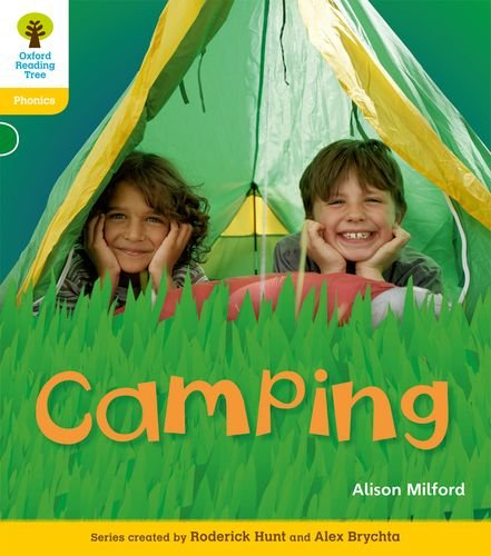 Camping. by Alison Milford, Roderick Hunt: Milford, Alison