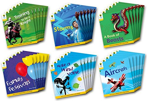 9780198484769: Stage 5: Floppy's Phonics Non-Fiction: Class Pack of 36 (Stage 5a) (Oxford Reading Tree)