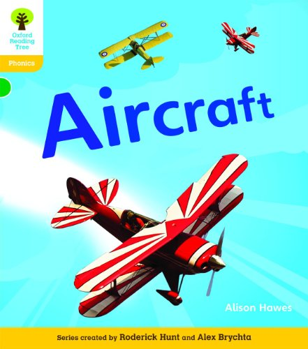 Oxford Reading Tree: Level 5a: Floppy's Phonics Non-Fiction: Aircraft (0198484801) by Alison Hawes