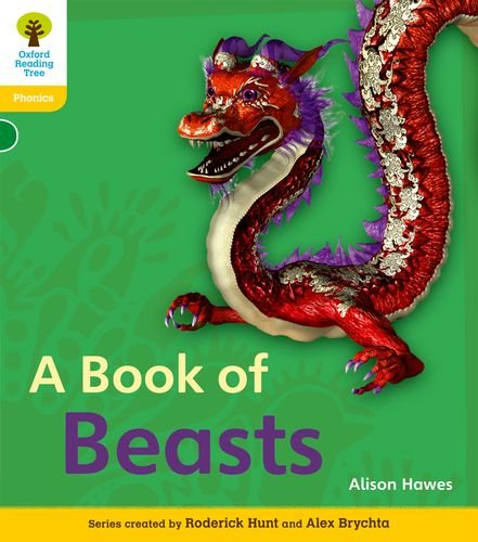 9780198484813: Oxford Reading Tree: Level 5A: Floppy's Phonics Non-Fiction: A Book of Beasts