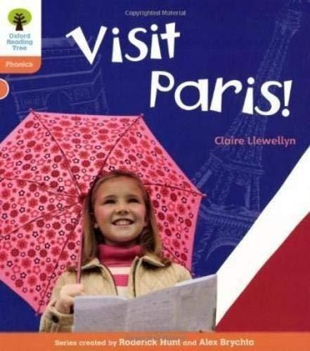 9780198484875: Oxford Reading Tree: Level 6: Floppy's Phonics Non-Fiction: Visit Paris!