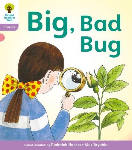 9780198485025: Oxford Reading Tree: Level 1+: Floppy's Phonics Fiction: Big, Bad Bug!