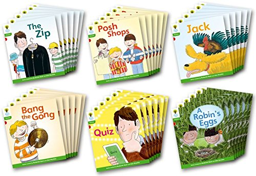 9780198485070: Oxford Reading Tree: Level 2: Floppy's Phonics Fiction: Class Pack of 36