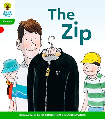 9780198485087: Oxford Reading Tree: Level 2: Floppy's Phonics Fiction: The Zip