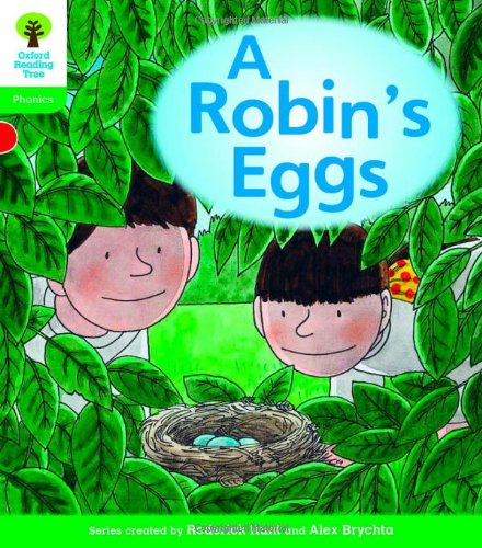 9780198485131: Oxford Reading Tree: Level 2: Floppy's Phonics Fiction: A Robin's Eggs