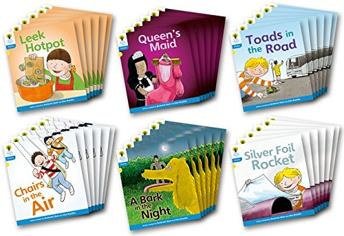 9780198485162: Oxford Reading Tree: Stage 3: Floppy's Phonics Fiction: Class Pack of 36