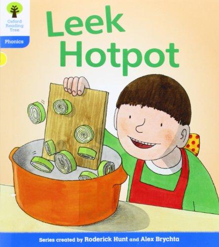 9780198485179: Oxford Reading Tree: Level 3: Floppy's Phonics Fiction: Leek Hotpot (Ort)