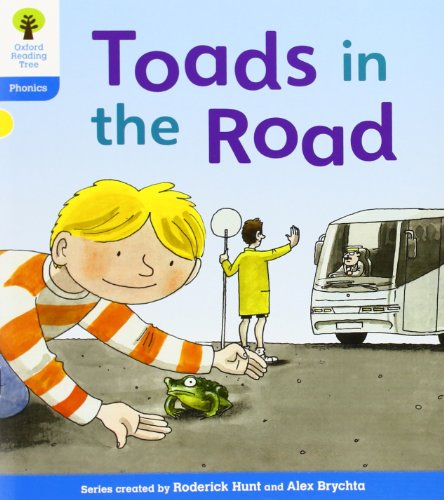 9780198485193: Toads in the Road. by Roderick Hunt, Kate Ruttle (Oxford Reading Tree)